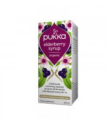 Elderberry Syrup Pukka
