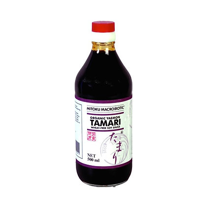 Tamari Soy Sauce - Mitoku