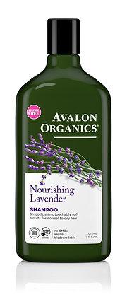 Avalon Lavender Nourishing Shampoo