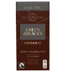 Chocolate 70% Green & Black