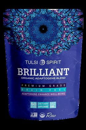 Brilliant - Mind Mix - Tulsi Spirit