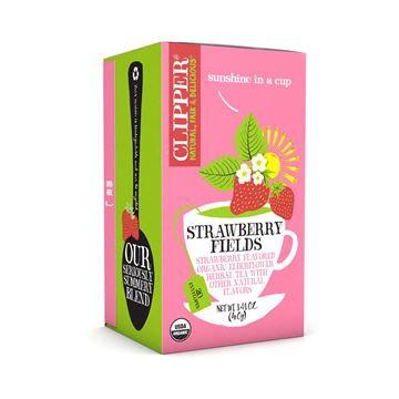 Tea Strawberry Clipper