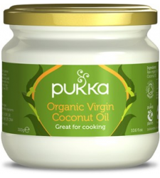 Coconut Oil Pukka