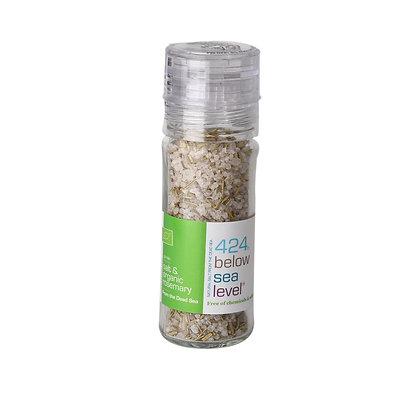 Dead Sea Salt with Organic Rosemary 200gr