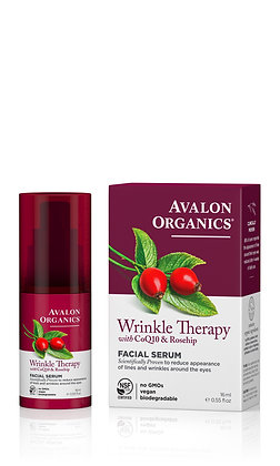 Avalon Wrinkle Therapy With Coq10 & Rosehip Facial Serum