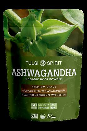 Ashwagandha Powder- Tulsi Spirit