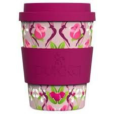 Bamboo Cup Purple Pukka