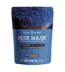 Blue Magik Spirulina Tulsi Spirit