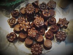 Raw Chocolate Mandala