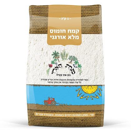 Chickpea Flour Minhat Haaretz