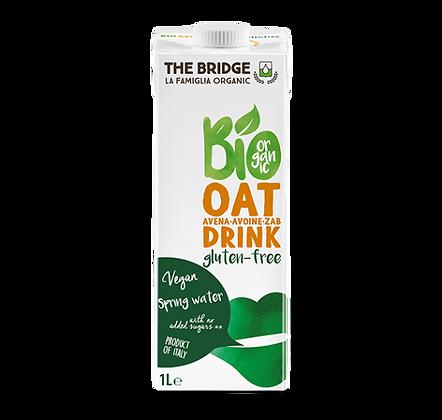 Oat Gluten-Free Drink 1 Litre DeBridge