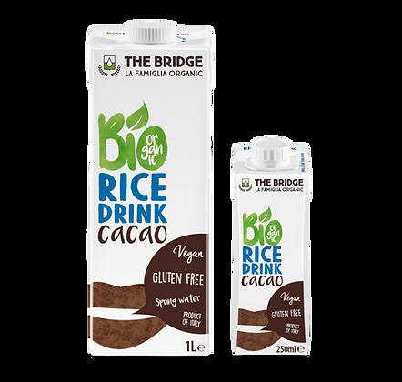 Rice Chocolate Drink 1 Litre DeBridge