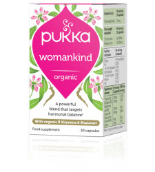 Tea Womankind Pukka