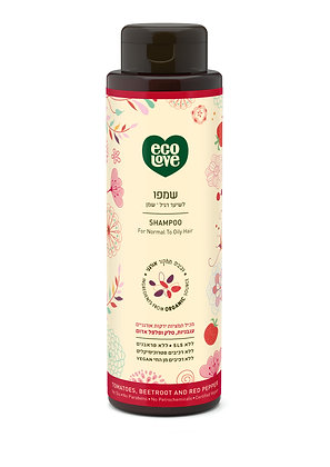 Shampoo for Normal to Oily Hair Ecolove