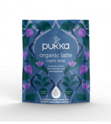 Night Time Latte Powder Pukka