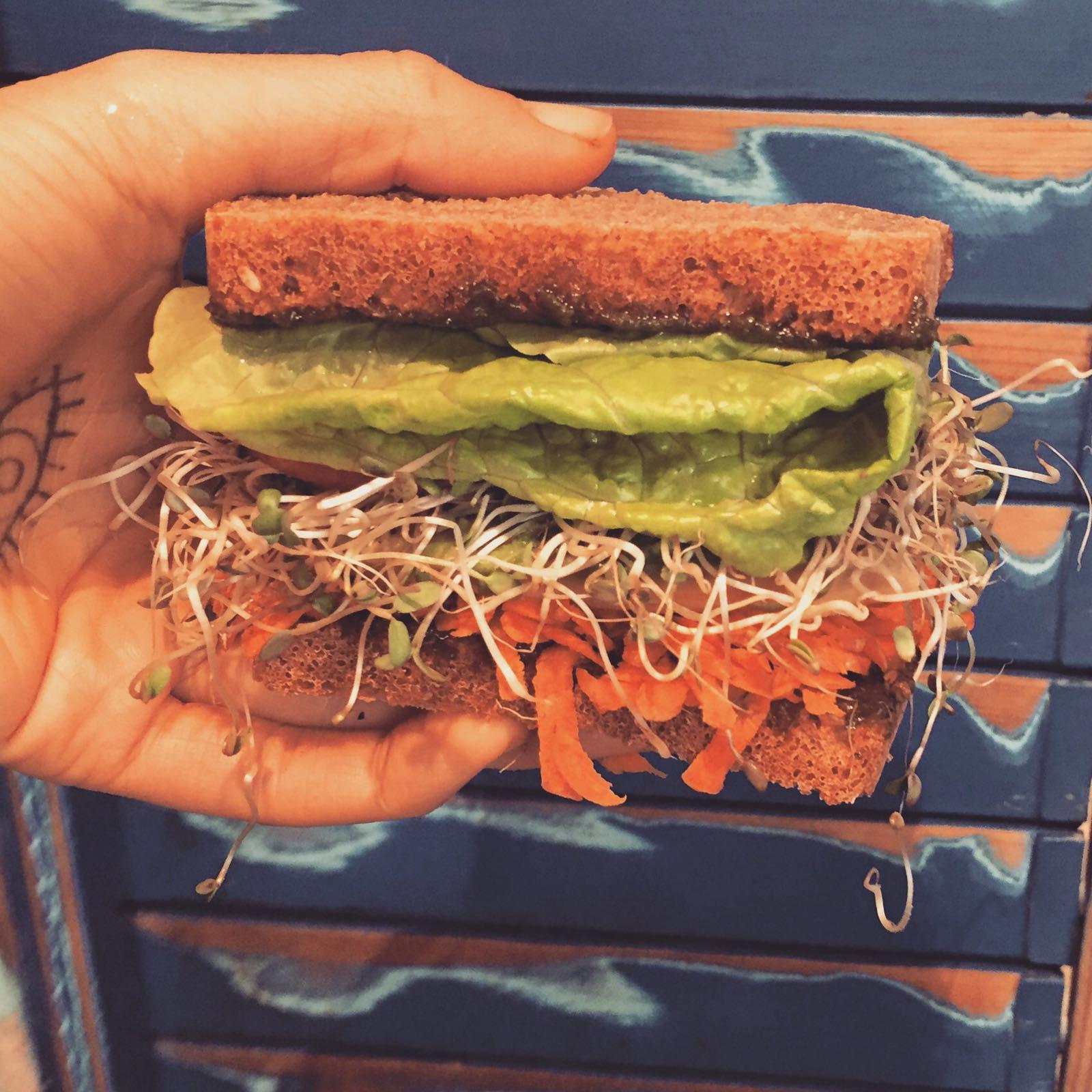 Organic Sandwich
