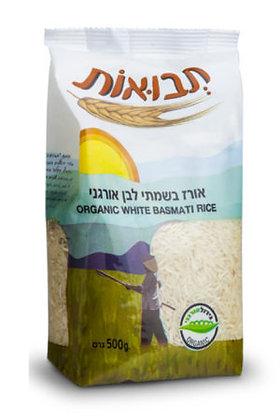 White Basmati Rice Tvuot