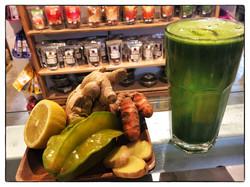 Starfruit Green Juice
