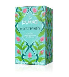 Tea Mint Refresh Pukka