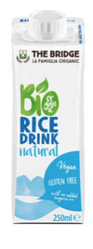 Rice Drink 200ml DeBridge