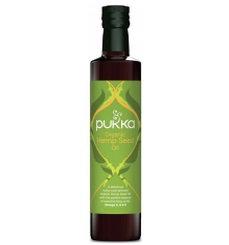 Hemp oil Pukka