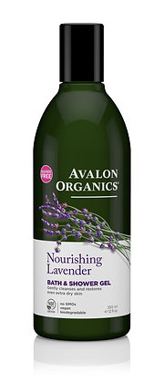 Avalon Lavender B&S Gel