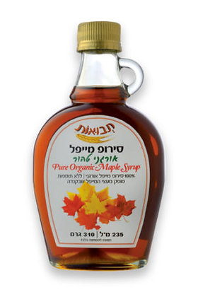 Maple Syrup Tvuot