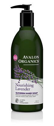 Avalon Lavender Hand Soap