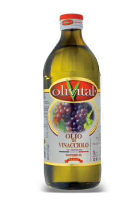 Grapeseed oil 1 Litre Tvuot