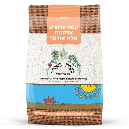 Red Lentil Flour Minhat Haaretz