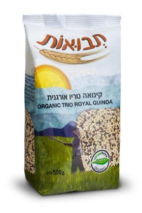 Mixed Color Quinoa Tvuot