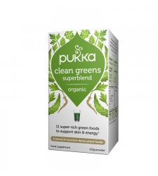 Clean Greens Powder Pukka