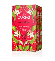 Tea Revitalize Pukka