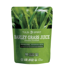 Barley Juice Powder Tulsi Spirit