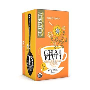 Tea Chai Five Clipper