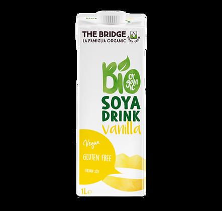 Soy Vanilla Drink 1 Litre DeBridge