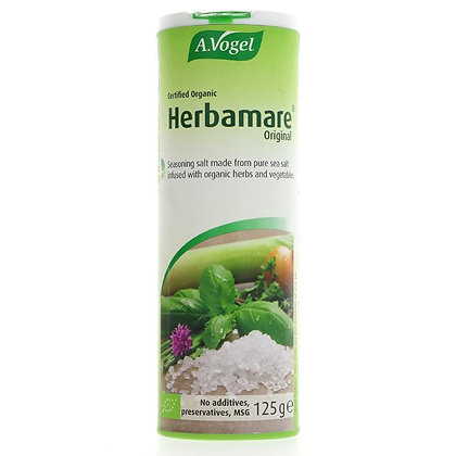Herbamare Herb Seasoning Salt 125g - Vogel