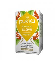 Turmeric Active Pukka