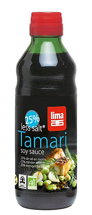 Low Sodium Soy Sauce 500ml - Lima