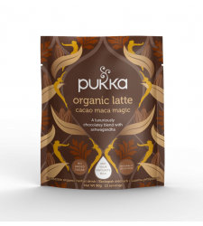 Cacao Latte Powder Pukka