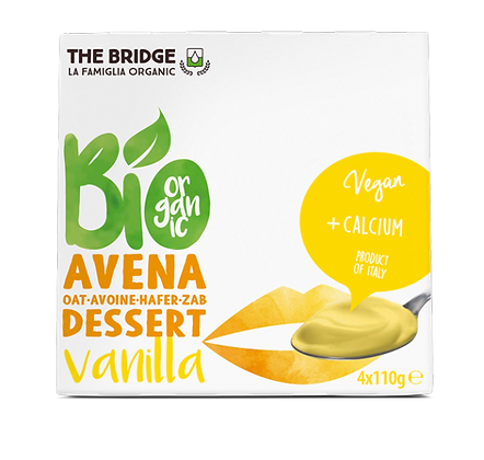 Oat Dessert Vanilla DeBridge