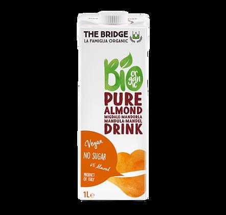 Almond 6% Unsweetened Drink 1 Litre DeBridge