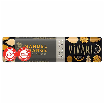 Chocolate Orange 35g Vivani