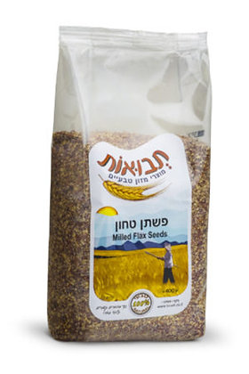 Flax Seed Ground Tvuot