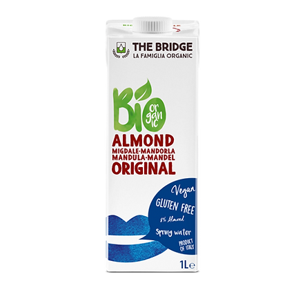 Almond 8% Sweetened Drink 1 Litre DeBridge