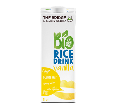 Rice Vanilla Drink 1 Litre DeBridge