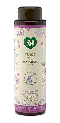 Shower Gel for Dry Skin Ecolove