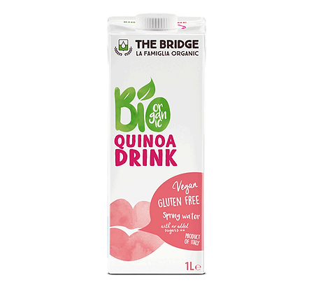 Qinoa Drink 1 Litre DeBridge