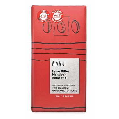 Marzipan Chocolate 100g Vivani