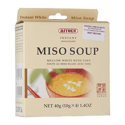 Instant Miso Soup - Mitoku